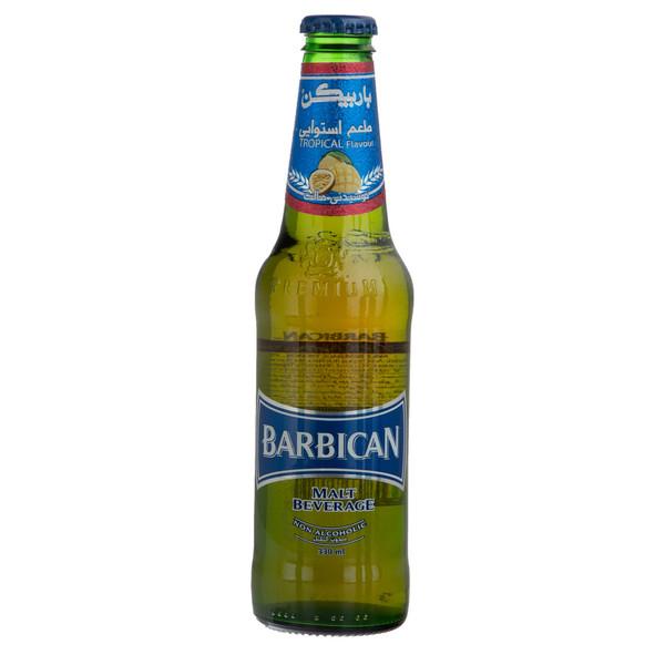 نوشیدنی مالت باربیکن طعم استوایی - 330 میلی لیتر
