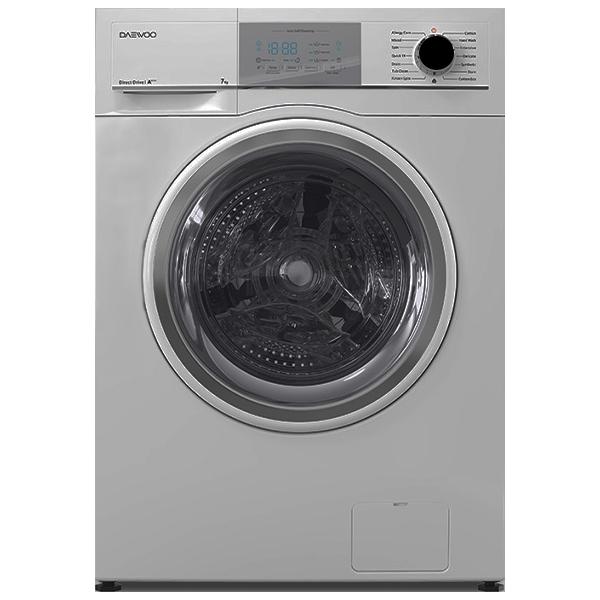 ماشین لباسشویی دوو سری کاریزما مدل DWK-7022W ظرفیت 7 کیلوگرم