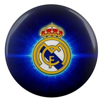 پیکسل طرح لوگو تیم فوتبال رئال مادرید مدل S1187