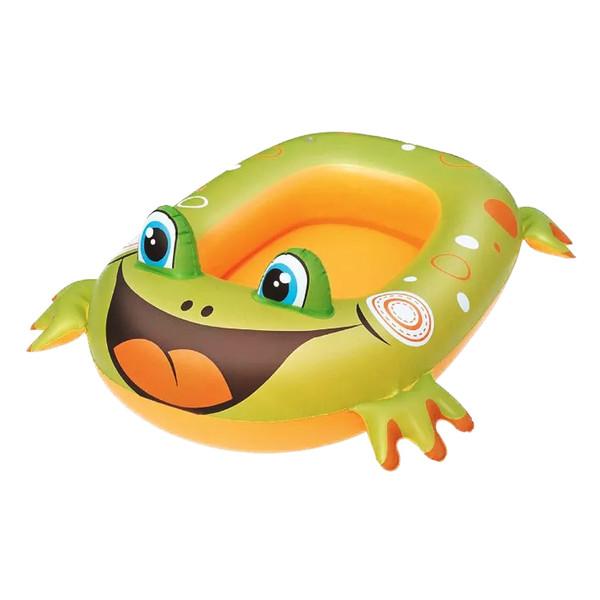 قایق بادی کودک بست وی مدل frog