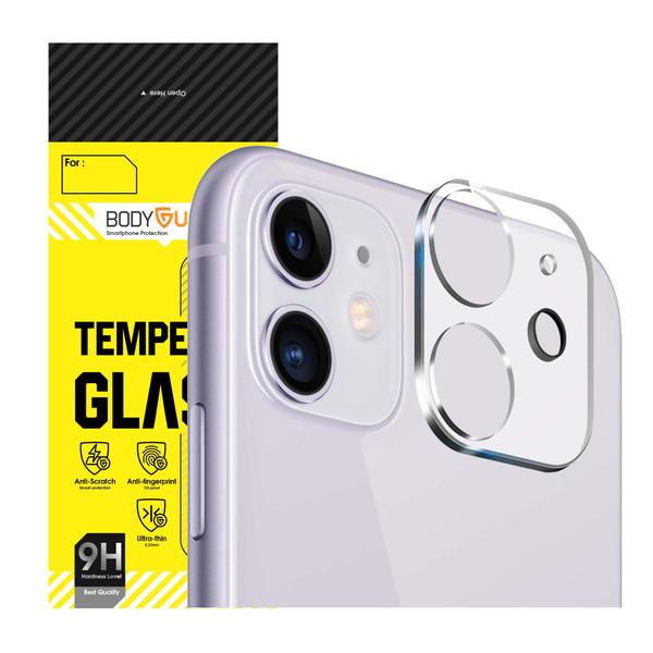 محافظ لنز دوربین بادیگارد مدل GL مناسب برای گوشی موبایل اپل iphone 11