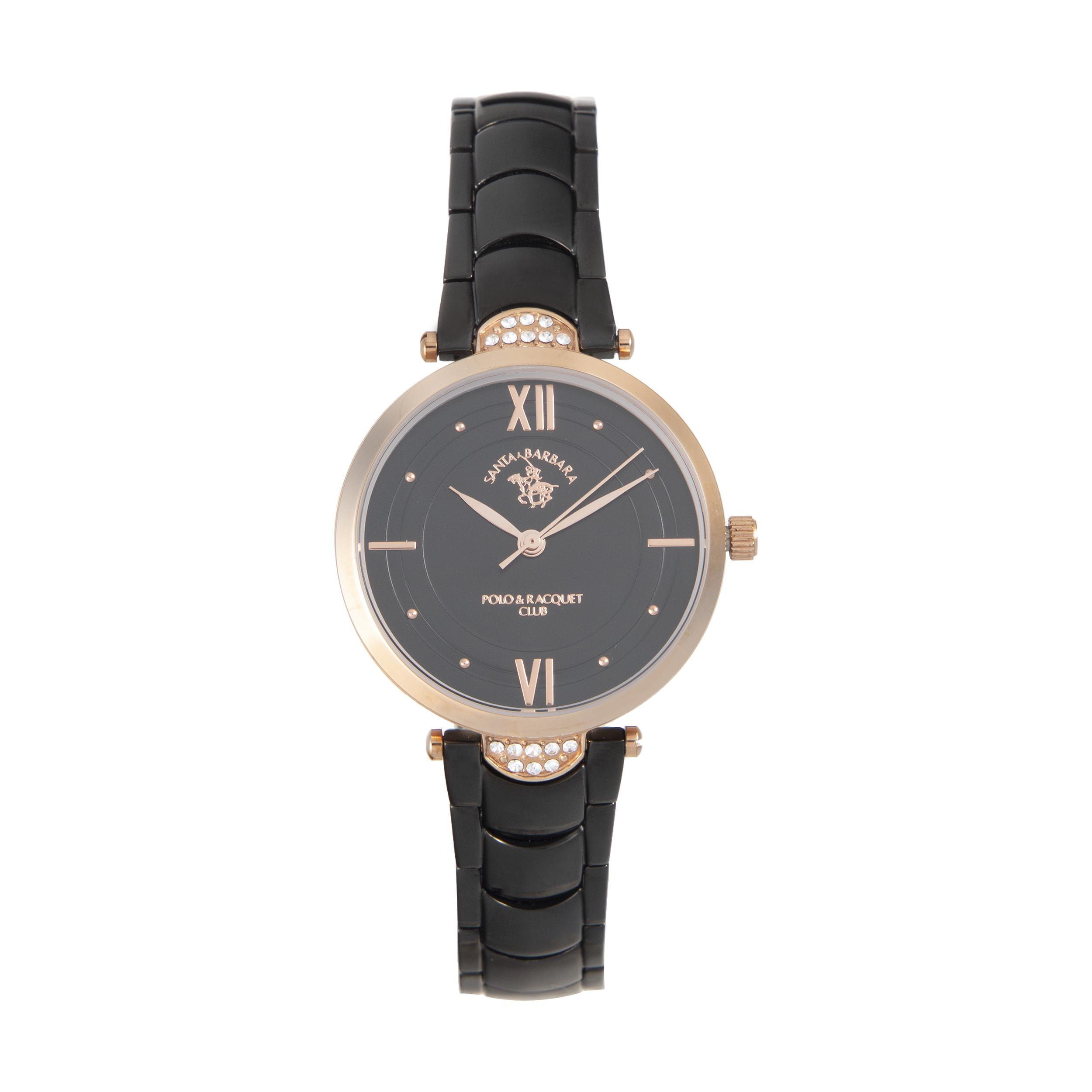 ساعت مچی عقربه ای زنانه سانتا باربارا پولو راکت کلاب مدل SB.10.1136.3              ارزان
