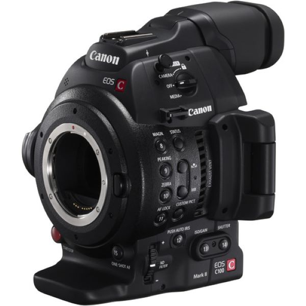 دوربین فیلمبرداری کانن مدل EOS C100 markII