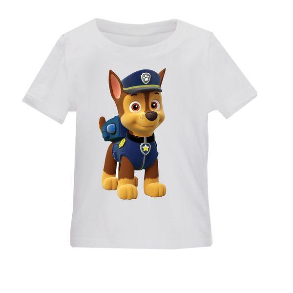 تی شرت بچگانه طرح سگهای نگهبان کد TSb42