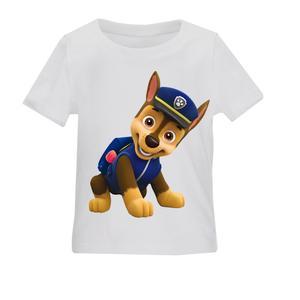 تی شرت بچگانه طرح کارتون سگهای نگهبان کد TSb43