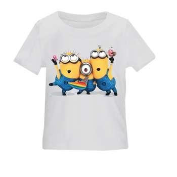 تی شرت بچگانه طرح مینیون ها کد TSb46