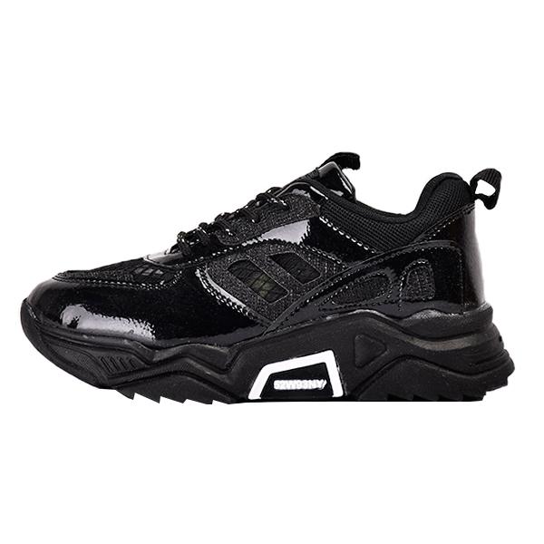 کفش مخصوص پیاده روی زنانه مدل Grid-Blk