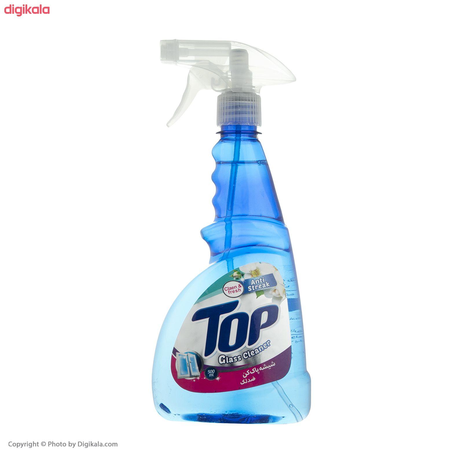 شیشه پاک کن تاپ کد 002 مقدار 500 گرم main 1 3