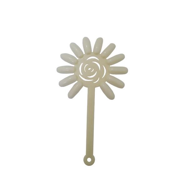 پالت طراحی ناخن طرح گل مدل P_11 بسته 10 عددی