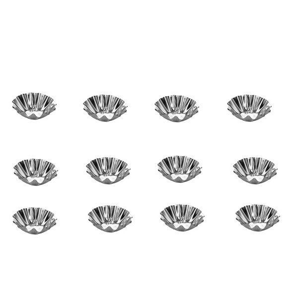 قالب شیرینی به گز مدل yaghoot بسته 12 عددی