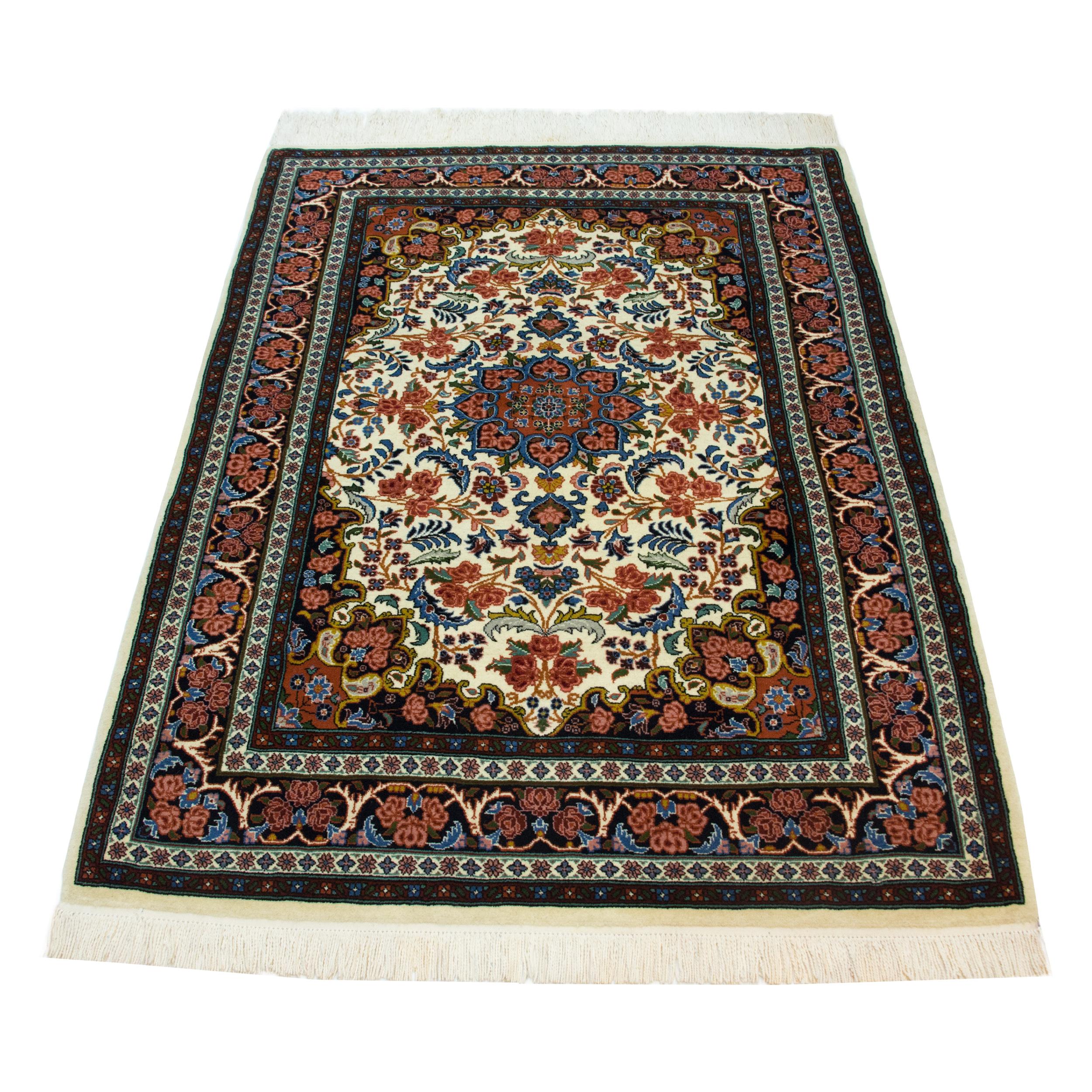 فرش دستباف ذرع و نیم کد dg11