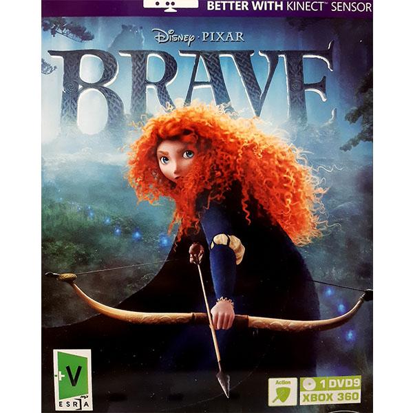 بررسی و {خرید با تخفیف}                                      بازی BRAVE مخصوص xbox 360                             اصل