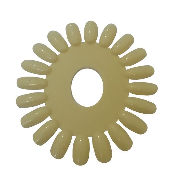 پالت طراحی ناخن طرح خورشید مدل P_10 بسته 10 عددی