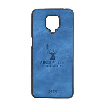 کاور مدل DER90 مناسب برای گوشی موبایل شیائومی Redmi Note 9S