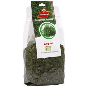 سبزی شوید خشک تروند - 100 گرم