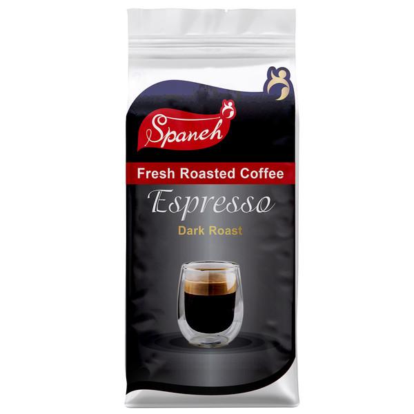 دانه قهوه اسپرسو دارک اسپانه - 200 گرم
