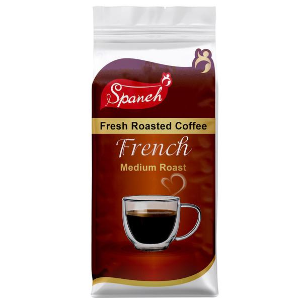 دانه قهوه فرانسه اسپانه - 200 گرم