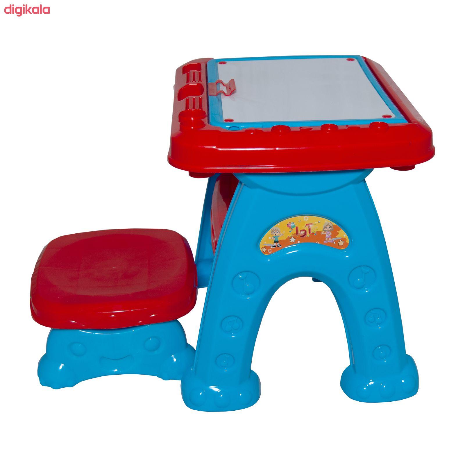 میز و صندلی تحریر کودک آوا مدل AMT1213 کد 1 main 1 3