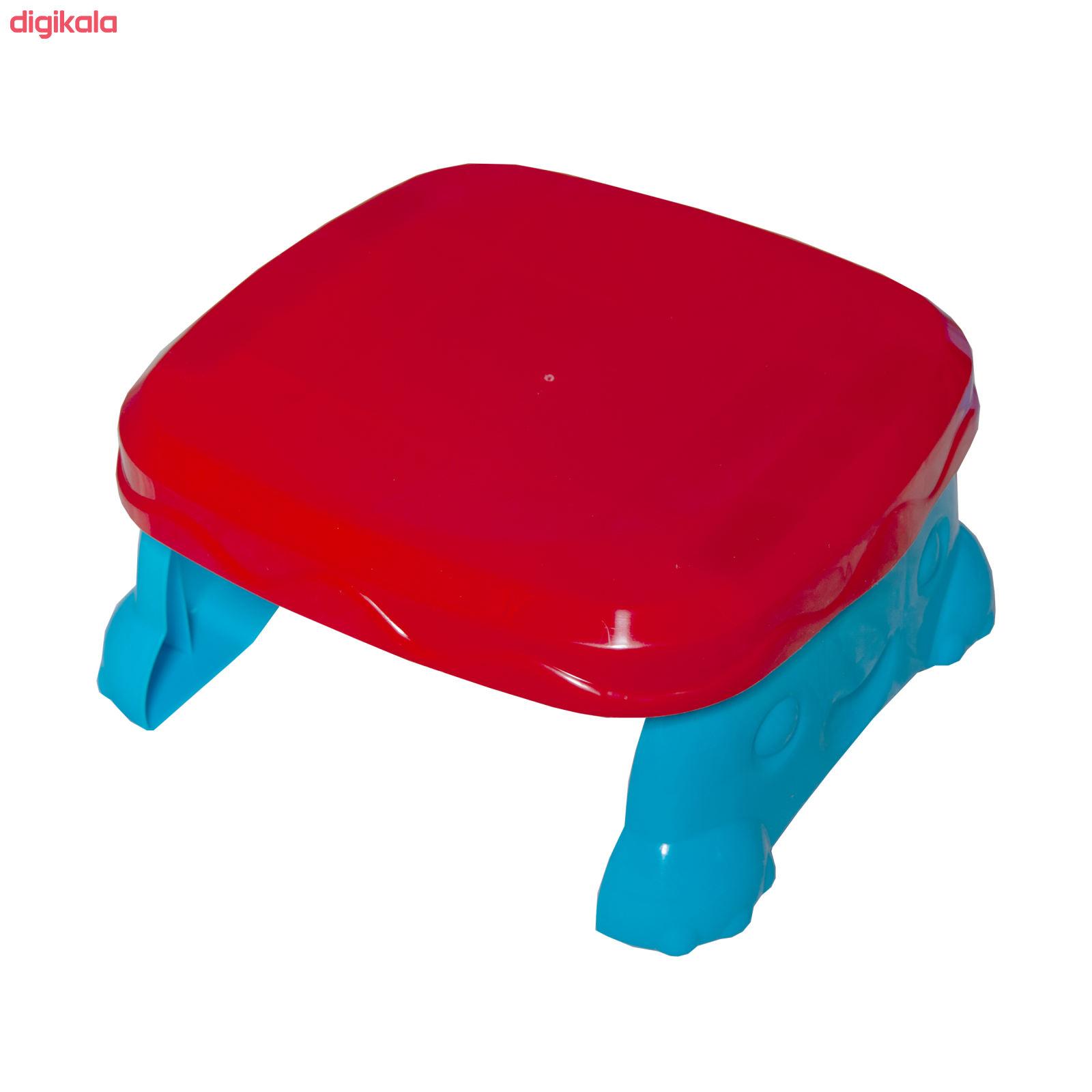 میز و صندلی تحریر کودک آوا مدل AMT1213 کد 1 main 1 7