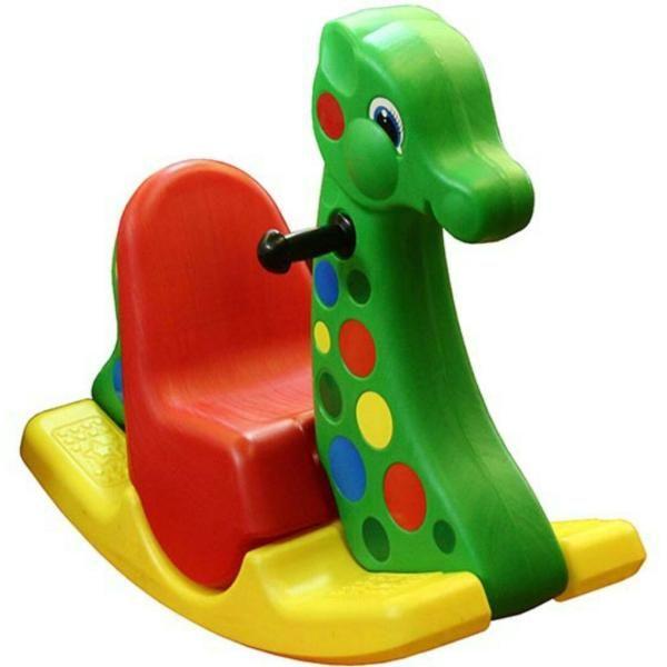 راکر کودک مدل Giraffe Pitko
