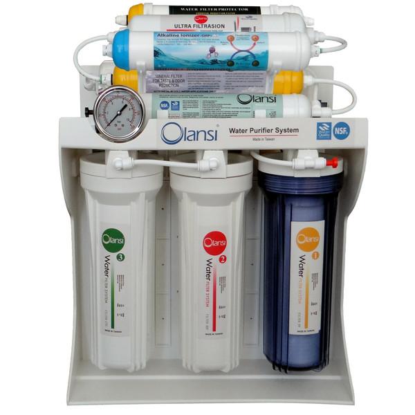 دستگاه تصفیه کننده آب  اولانسی مدل RO - FT2800