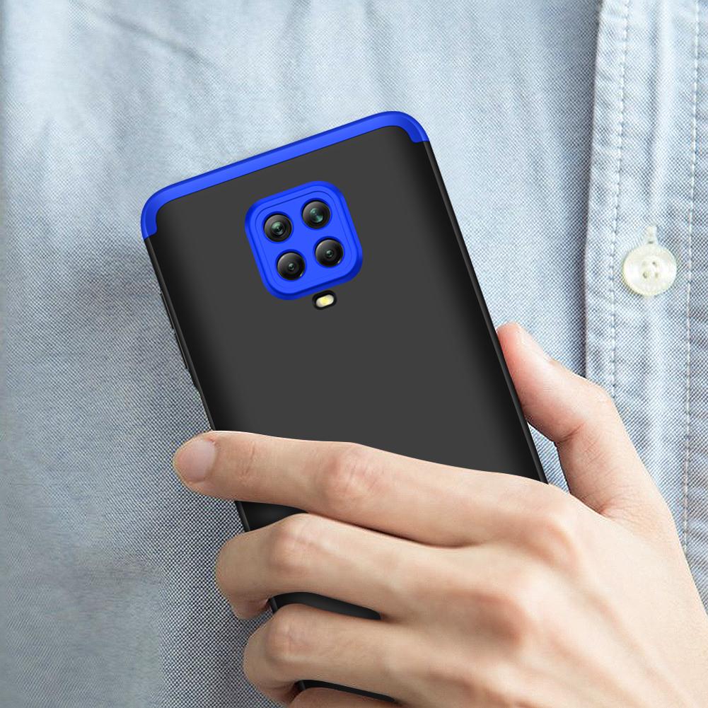 کاور 360 درجه جی کی کی مدل GK-NOTE9S-9PRO مناسب برای گوشی موبایل شیائومی REDMI NOTE 9S/REDMI NOTE 9 PRO