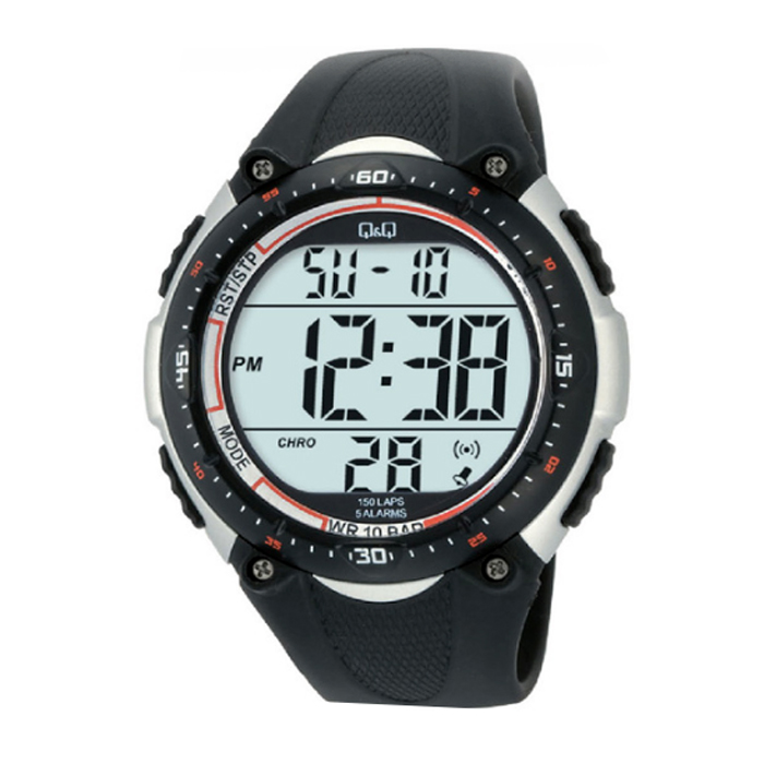 ساعت مچی دیجیتال مردانه کیو اند کیو مدل n010-j002y             قیمت