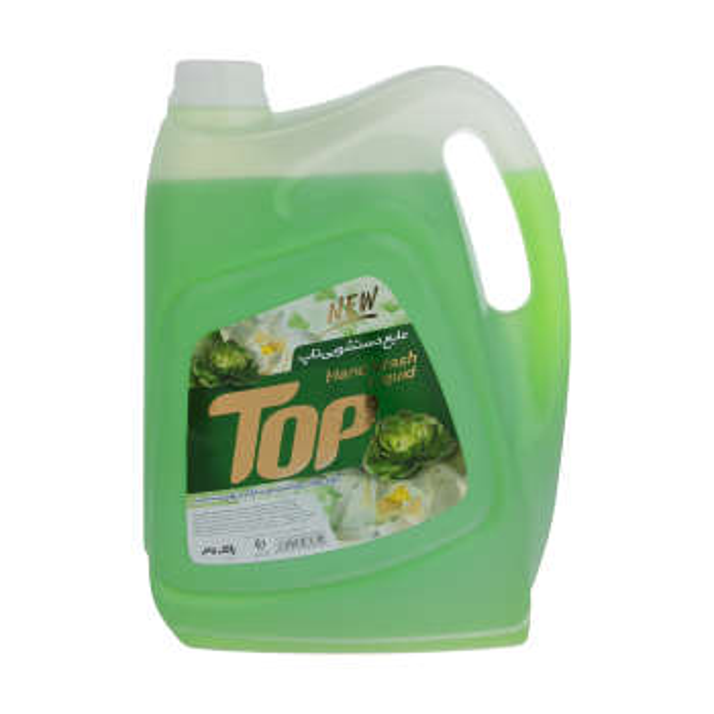مایع دستشویی تاپ مدل Green مقدار 3.75 کیلوگرم