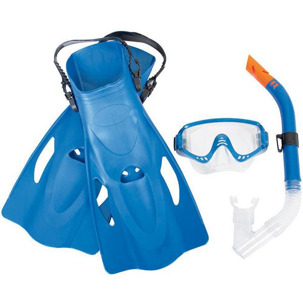 عینک و اسنورکل و فین غواصی مدل 25020