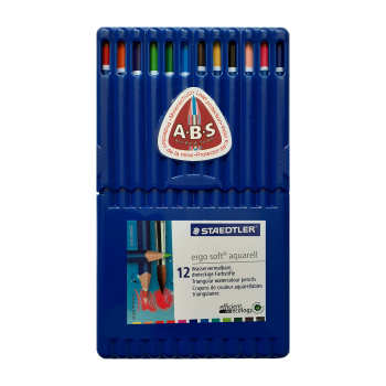 مداد رنگی 12 رنگ استدلر مدل 156SB12