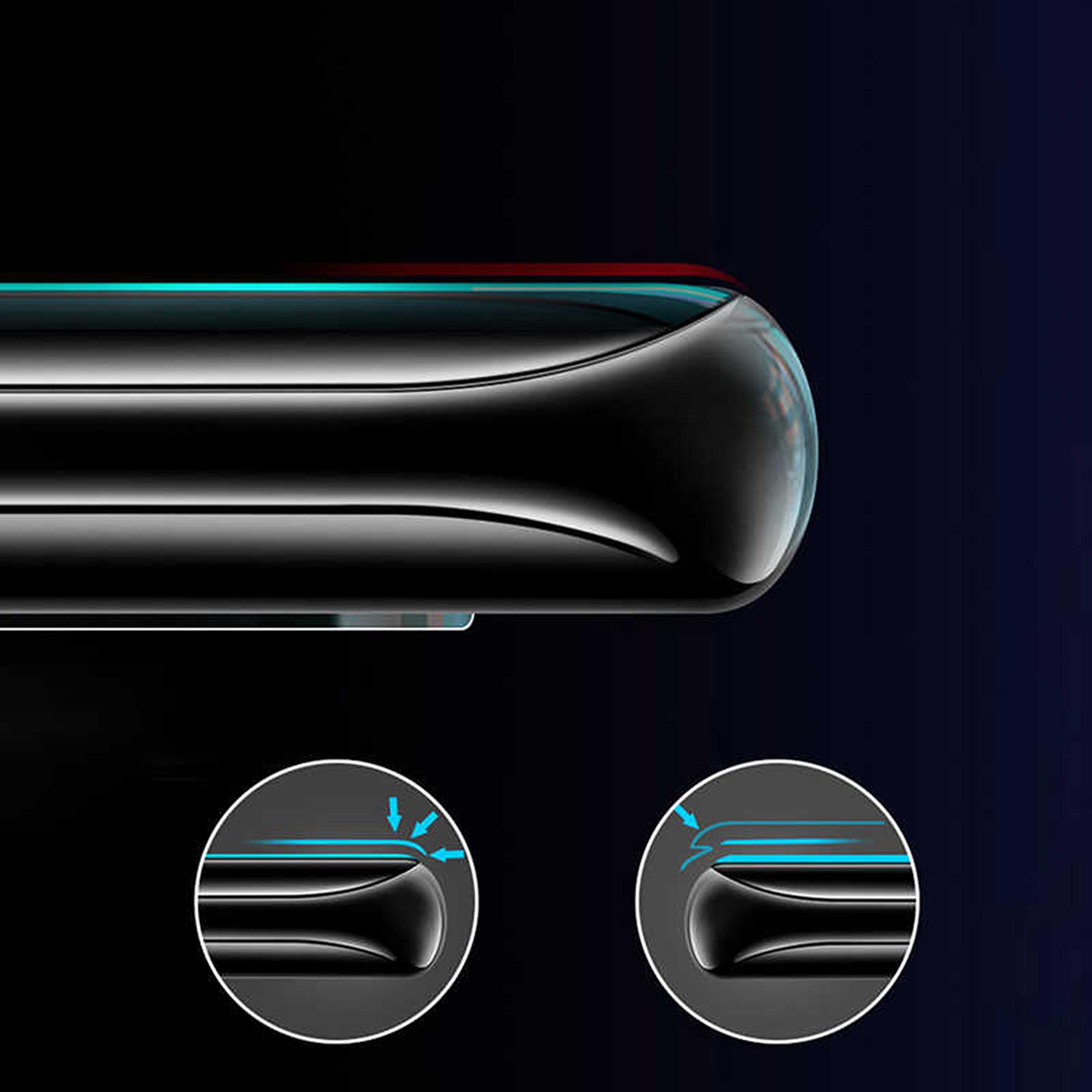محافظ صفحه نمایش سرامیکی سومگ مدل Ruby-8 مناسب برای گوشی موبایل شیائومی Redmi Note 8 Pro main 1 8