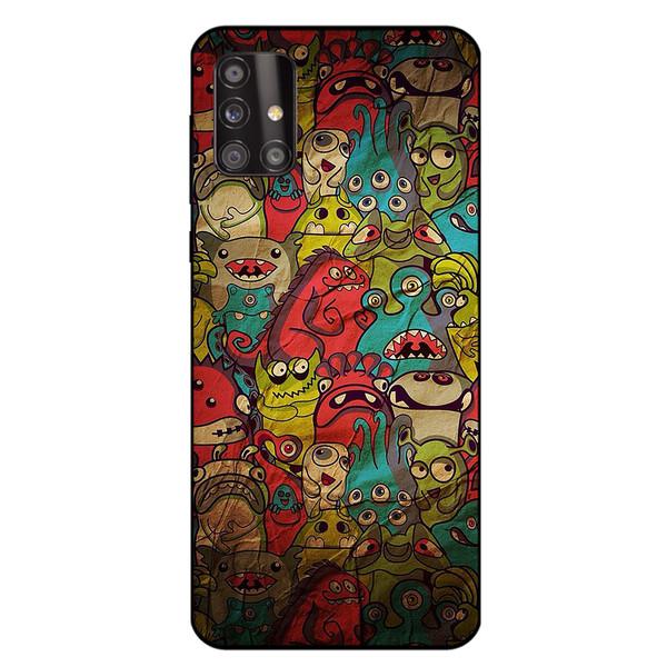 کاور کی اچ کد  0101 مناسب برای گوشی موبایل سامسونگ Galaxy A51 2019