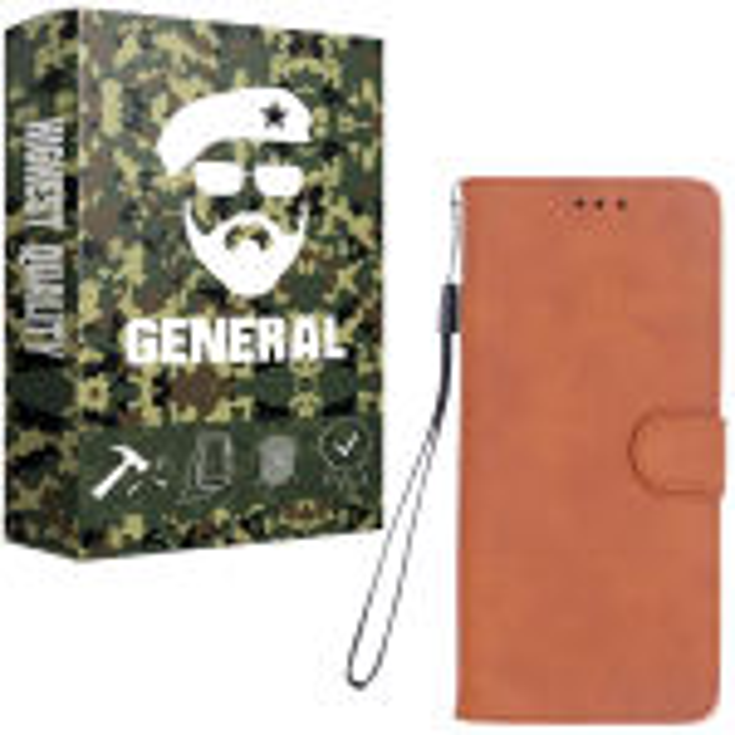 کیف کلاسوری ژنرال مدل K21 مناسب برای گوشی موبایل سامسونگ Galaxy A70/ A70S