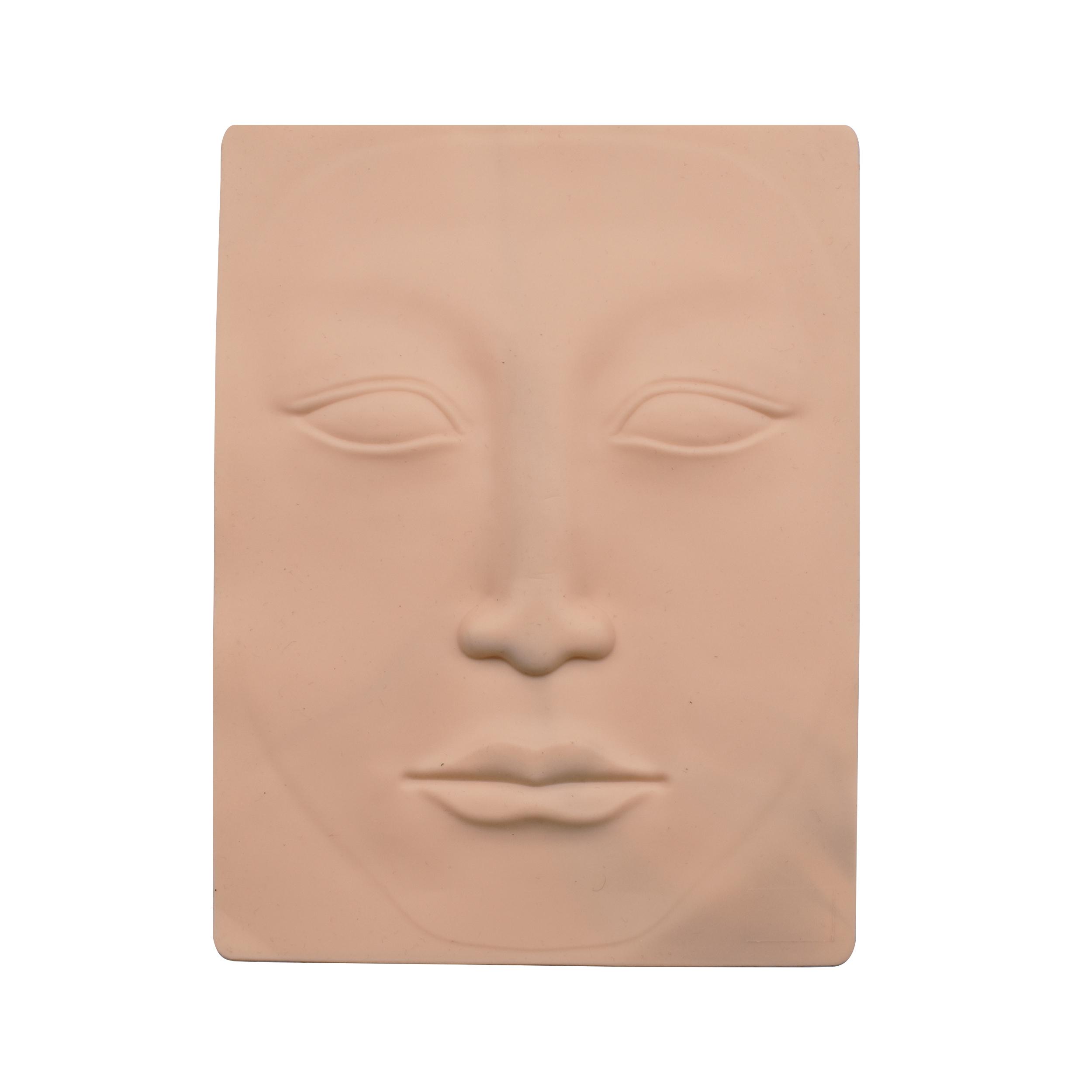 پوست مصنوعی تتو مدل Face-20