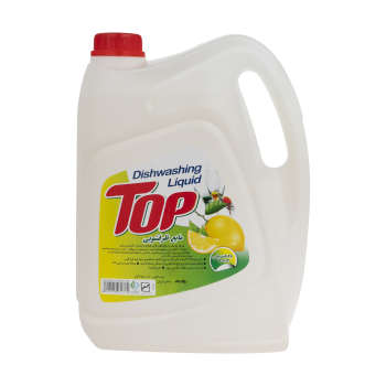 مایع ظرفشویی تاپ مدل Lemon مقدار 3.75 کیلوگرم