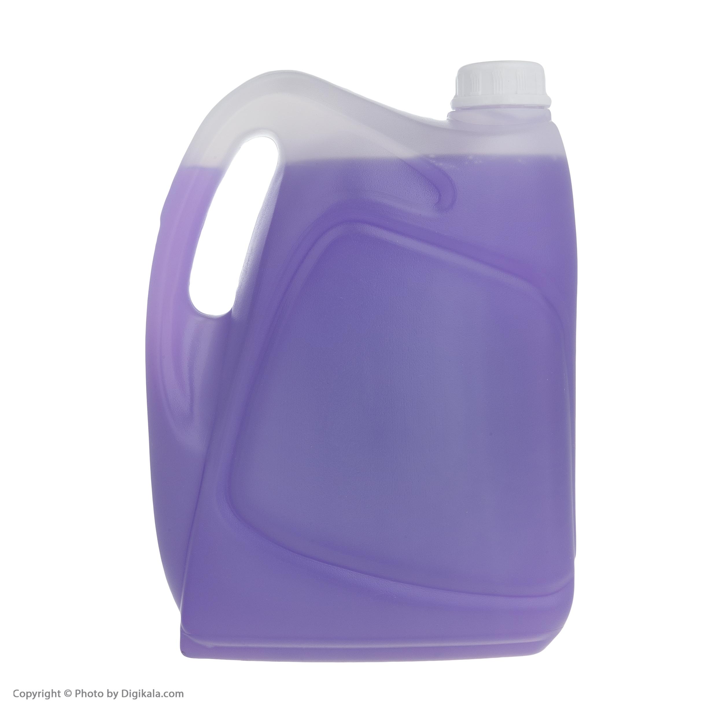مایع دستشویی تاپ مدل Purple مقدار 3.75 کیلوگرم