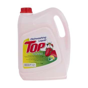 مایع ظرفشویی تاپ مدل Strawberry مقدار 3.75 کیلوگرم