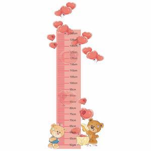 متر اندازه گیری کودک طرح تدی کد01