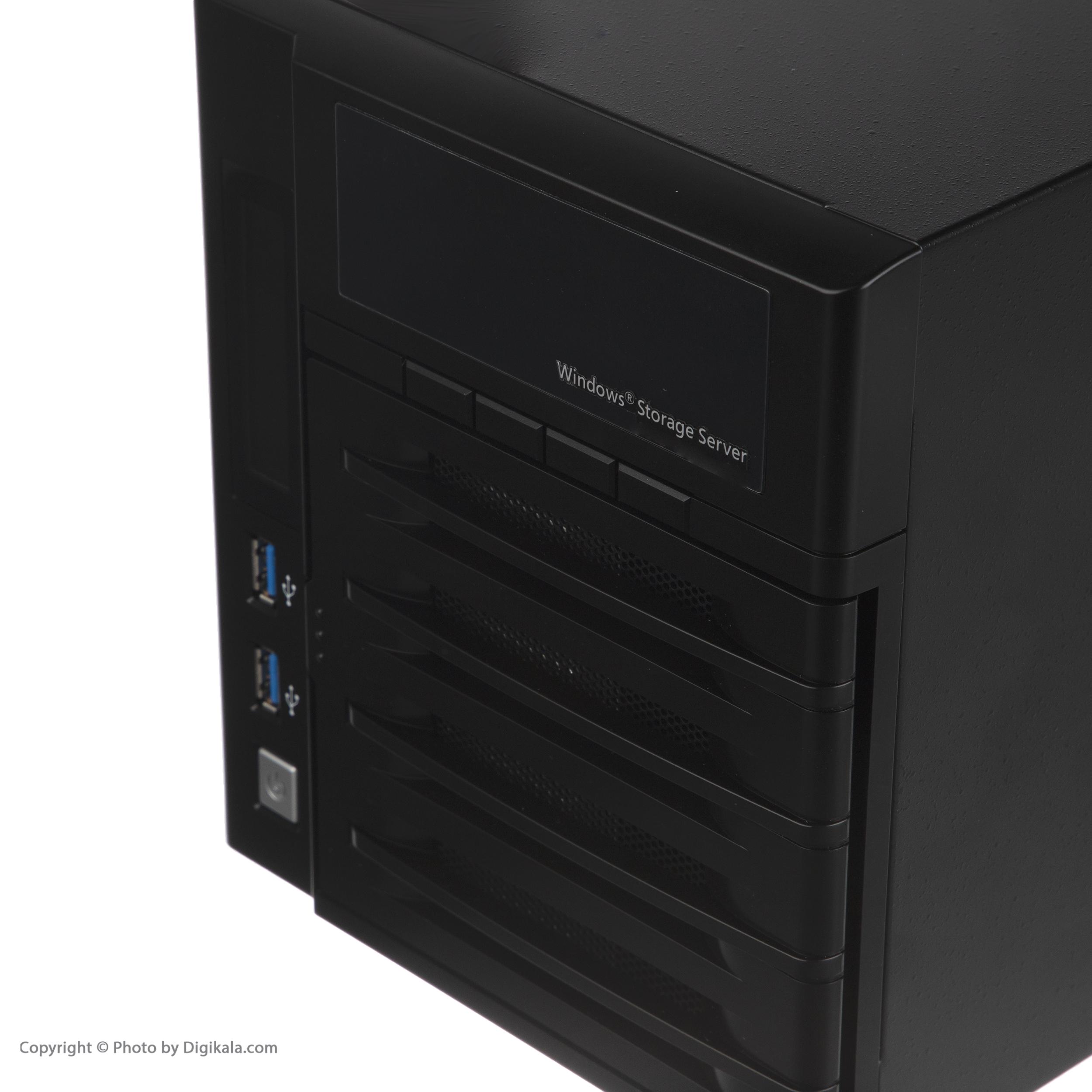 ذخیره ساز تحت شبکه مدل W4000