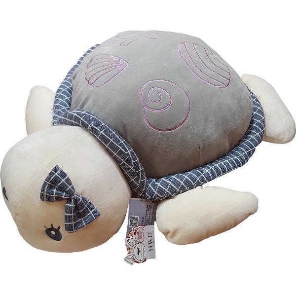 عروسک اچ دبلیو دی طرح لاکپشت ارتفاع ۱۴ سانتی متر