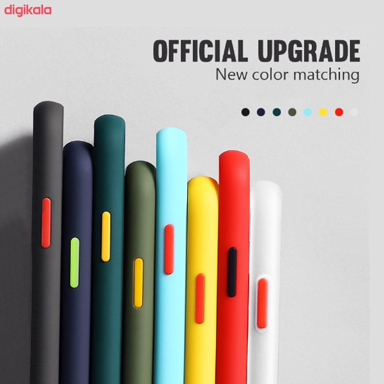 کاور مدل MTT مناسب برای گوشی موبایل شیائومی Redmi Note 8 main 1 1
