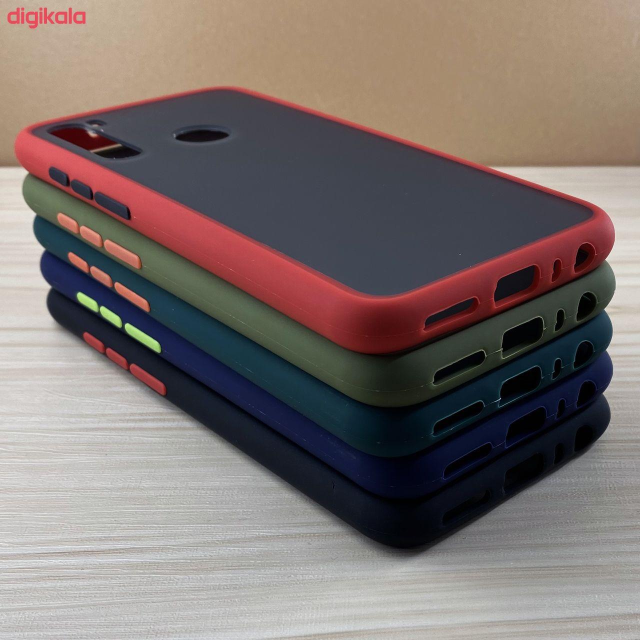 کاور مدل MTT مناسب برای گوشی موبایل شیائومی Redmi Note 8 main 1 4