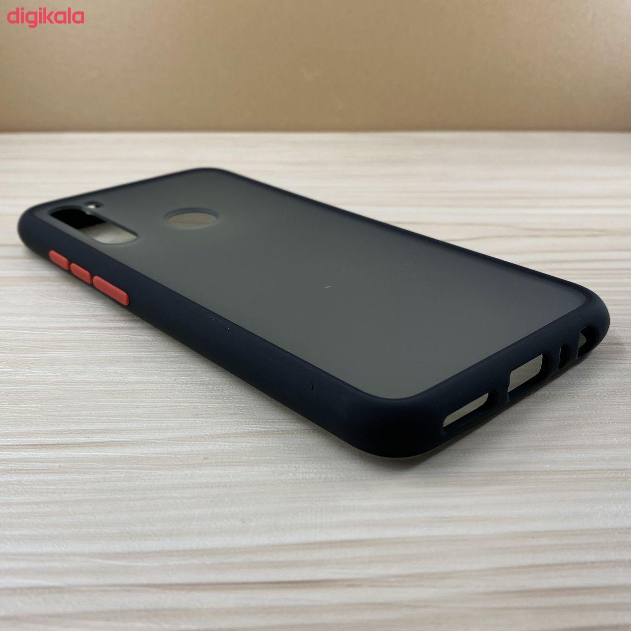 کاور مدل MTT مناسب برای گوشی موبایل شیائومی Redmi Note 8 main 1 8