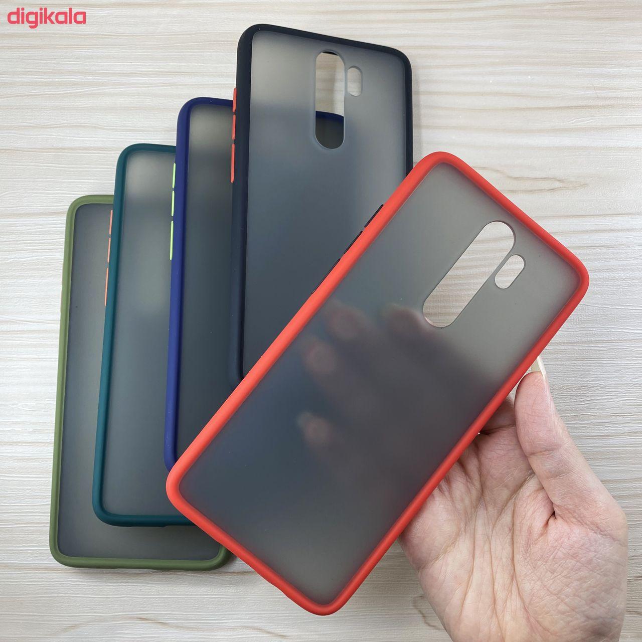 کاور مدل MTT مناسب برای گوشی موبایل شیائومی Redmi Note 8 Pro main 1 2