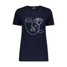 تی شرت زنانه مون مدل 163116959