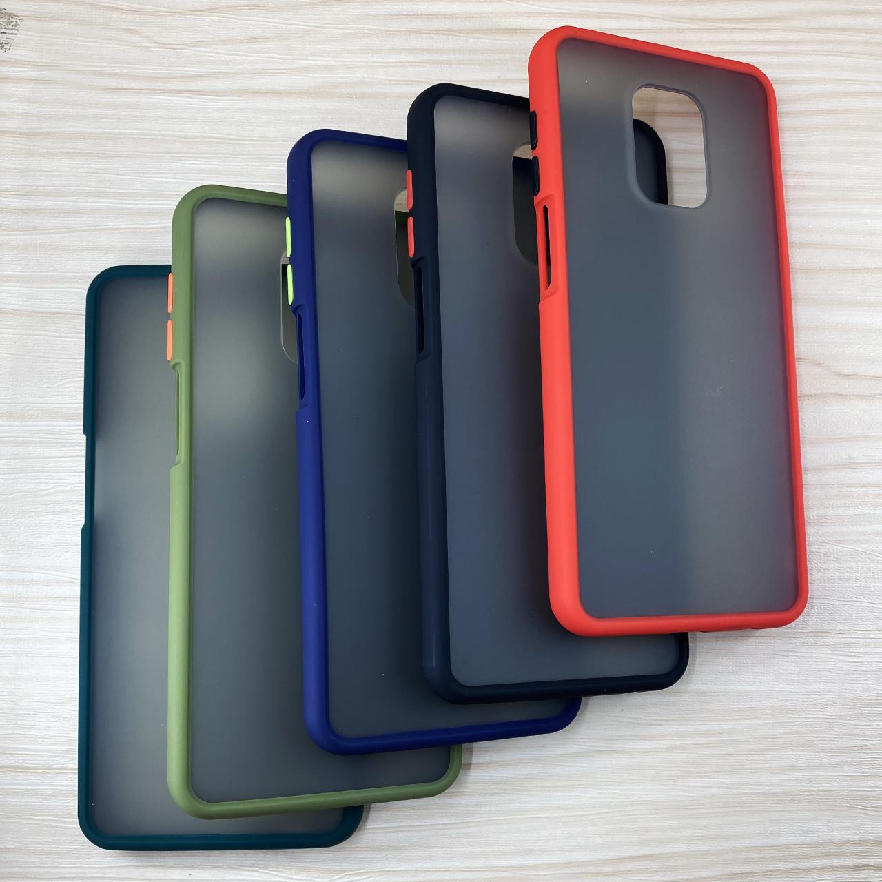 کاور مدل MTT مناسب برای گوشی موبایل شیائومی Redmi Note 9S main 1 3