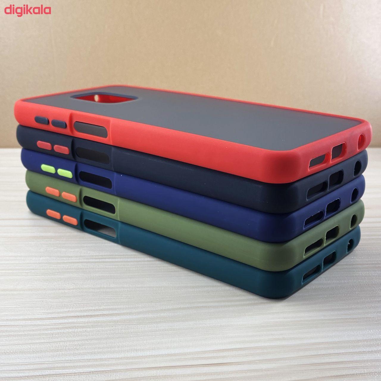 کاور مدل MTT مناسب برای گوشی موبایل شیائومی Redmi Note 9S main 1 4