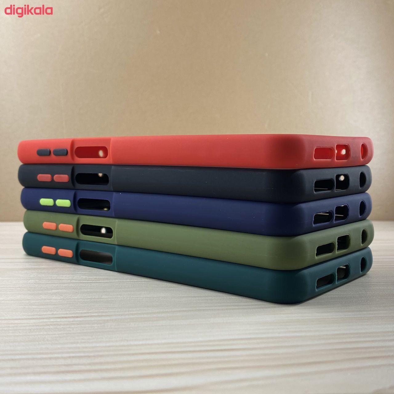 کاور مدل MTT مناسب برای گوشی موبایل شیائومی Redmi Note 9S main 1 5