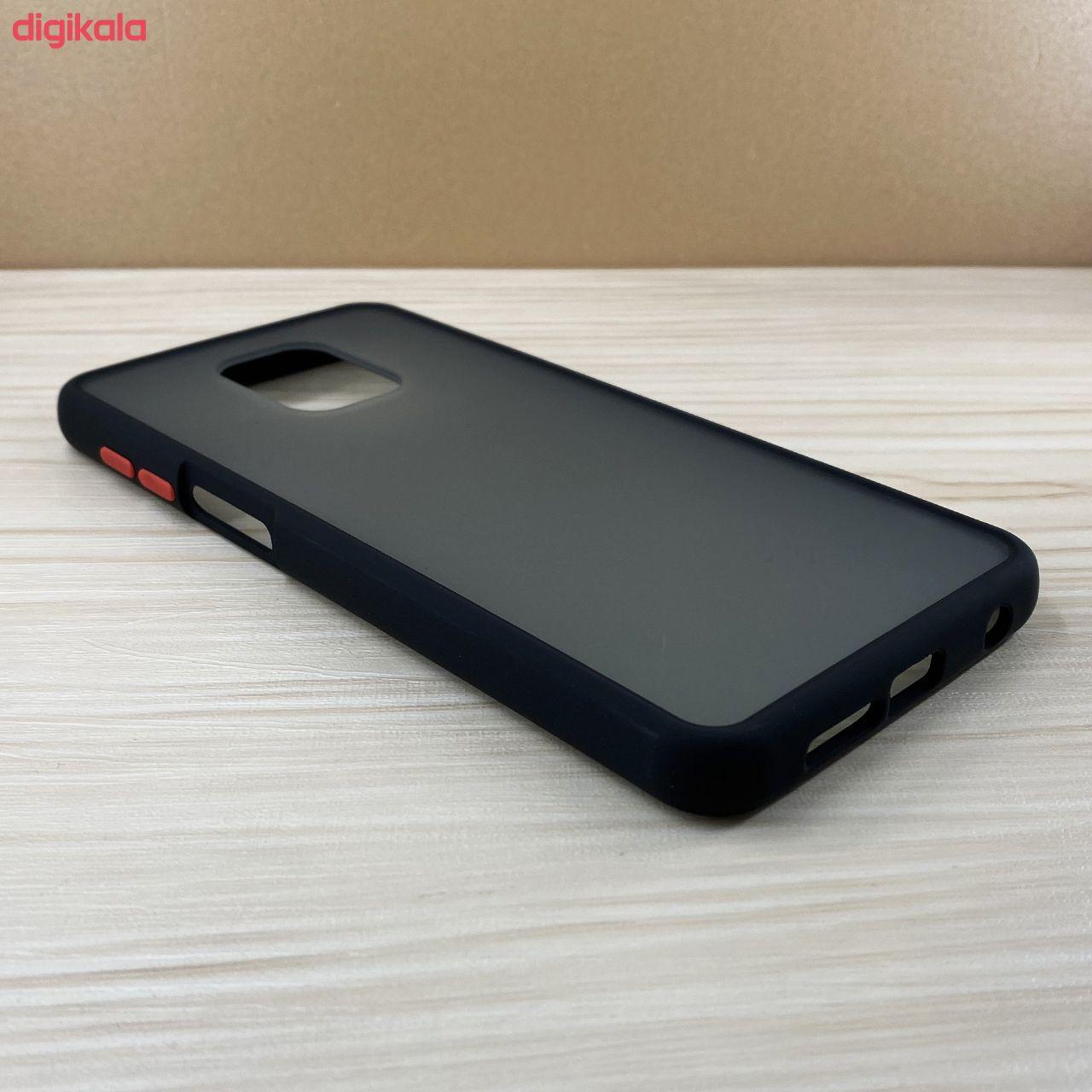 کاور مدل MTT مناسب برای گوشی موبایل شیائومی Redmi Note 9S main 1 8