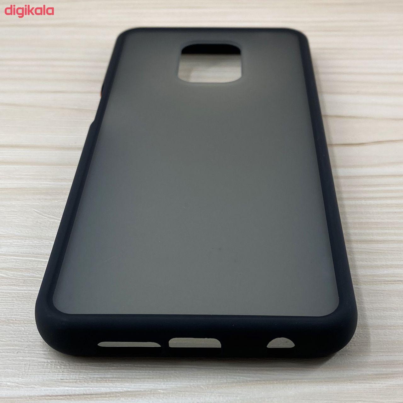 کاور مدل MTT مناسب برای گوشی موبایل شیائومی Redmi Note 9S main 1 7